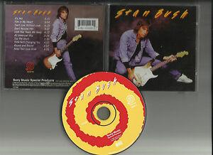 STAN-BUSH-S-t-Same-ST-CD-RARE-AOR-1999-REWIND-RECORDS-WINGER-MELIDIAN-TRILLION