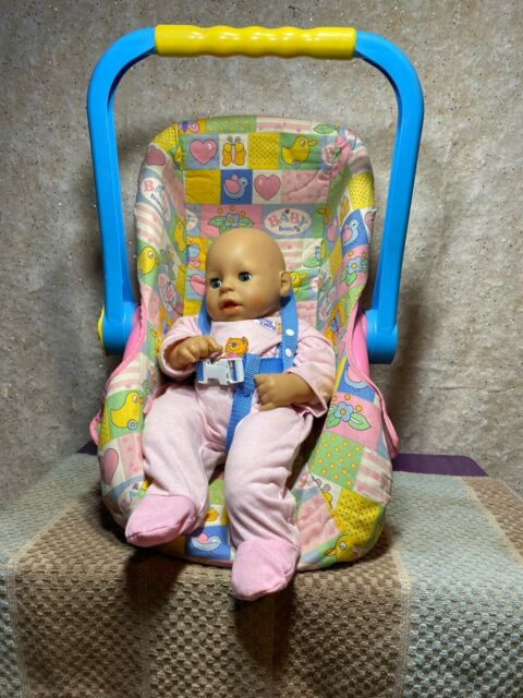 Baby Born Dolls Car Seat Zapf Creation 824313 Baby Dolls