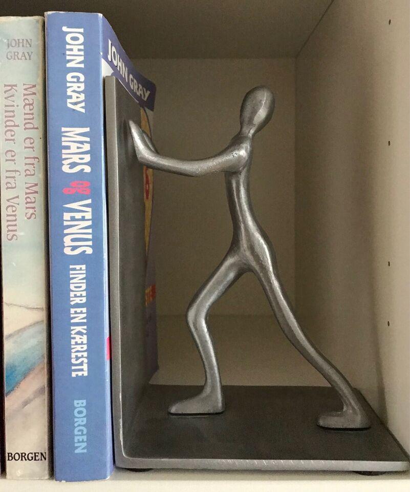 2 menneske bogstøtter , Collection