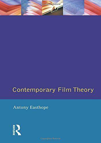 Zeitgenössische Film Theorie Taschenbuch Antony Easthope