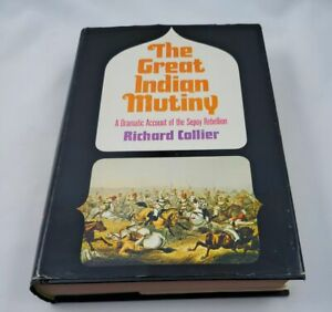 The-Great-Indian-Mutiny-Richard-Collier-First-Edition