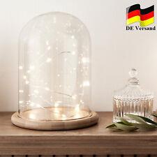 inkl Haken Schl/üsselbrett Schl/üssel-Box Design Aufbewahrung DekoGlas Schl/üsselkasten Bunte Kreise 30x30 Glas