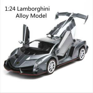 1-24-Lamborghini-Poison-Veneno-Alloy-Model-Collectible-Toy-Two-Doors-Can-Open