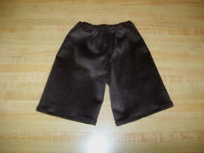 """BLACK CORDUROY PANTS for 16-17/"""" CPK Cabbage Patch Kids"""