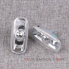 2x OE Seitenblinker Klarglasblinker Kotflügel für Audi A4 S4 A6 S6 8E0949127 NEU