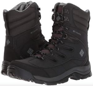 Columbia Hombre Cuero 11.5-14-15 Gunnison Plus Omni-Calor botas De Invierno Senderismo