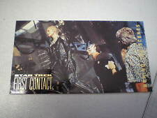 STAR TREK FIRST CONTACT TRADING CARD BEHIND THE SCENES N. BS9 - DATA QUEEN BORG