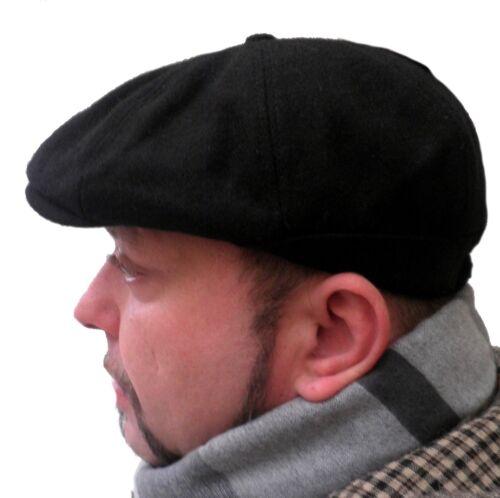 Herren Mütze Flatcap Gatsby  Schiebermütze Schlägermütze Übergangsmütze Herbst