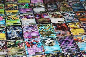 pokemon ex 5 card lot all pokemon ex gx or mega ex guaranteed