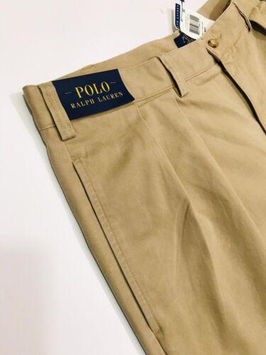 Pleated 109 £ Fit Classic Rrp Lauren Pantaloncini Ralph kaki w8IffHq