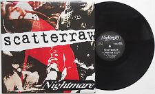 Nightmare - Scatterraw LP Lip Cream GISM Warhead Death Side Osaka Japan Hardcore