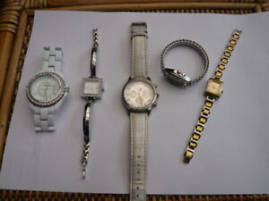 Jewellery & Watches Wristwatches Watches Joblot Some Working Products Are Sold Without Limitations