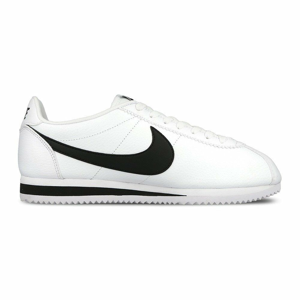 Nike Classic Cortez Leather  shoes White