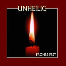 "UNHEILIG ""FROHES FEST"" CD RE-RELEASE NEU"