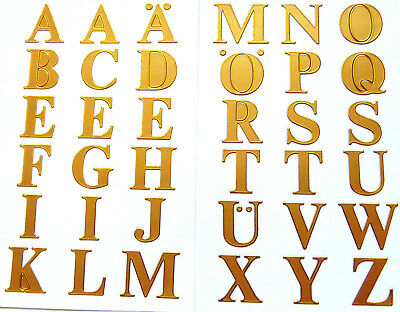 """16mm Self-Adhesive 0-9 Stickers 59128 Gold Sticky Numbers 0.63/"""""""