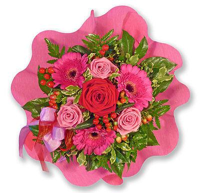 """Blumensträuße Pflanzen, Sämereien & Zwiebeln Gerade Blumenversand Blumenstrauß """"blumige Grüße"""" StäRkung Von Sehnen Und Knochen"""