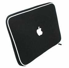 "Soft Sleeve Carry Bag Case Cover - Apple 13.3"" Macbook Pro or Air - Black"