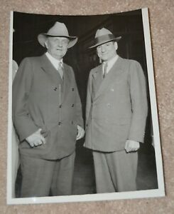 1933-AARON-SAPIRO-ATTORNEY-AL-CAPONE-INDICTED-VINTAGE-ORIGINAL-PHOTO