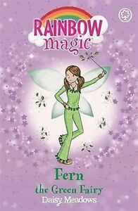 039-Fern-The-Green-Fairy-039-Paperback-Book-by-Daisy-Meadows