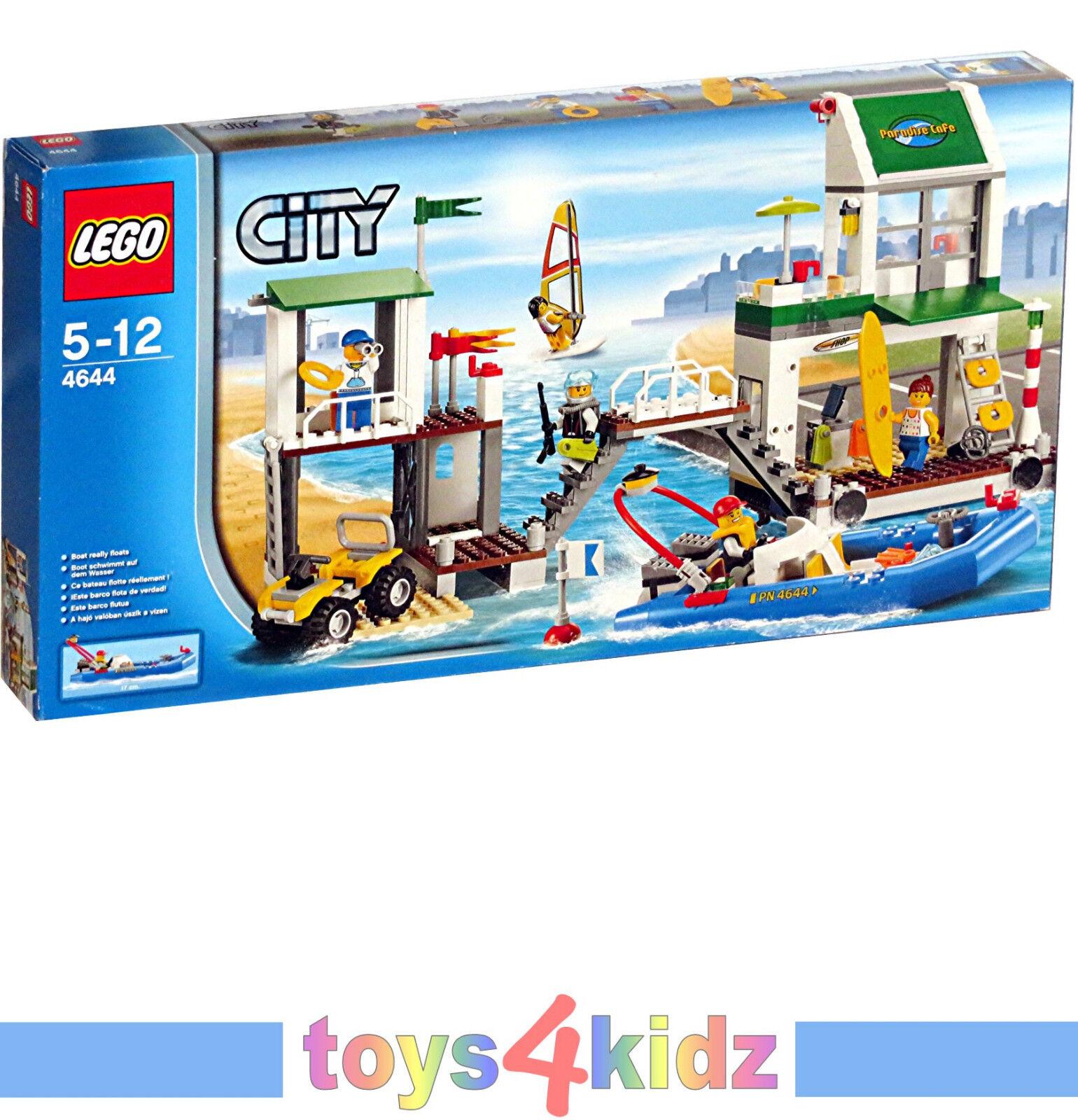 LEGO® City 4644 Strandpromenade   NEU   OVP