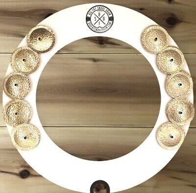 Big Fat Snare Drum Medford-Square-White-Copper 14