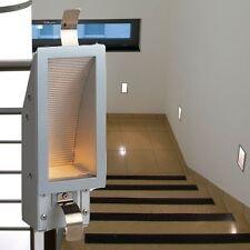 Wandeinbaustrahler Stufenbeleuchtung Einbauspot Stufenlicht Treppenlicht Halogen
