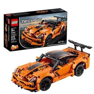 LEGO-42093-Technic-Chevrolet-Corvette-ZR1-579pcs-New-in-Hand-Free-Shipping