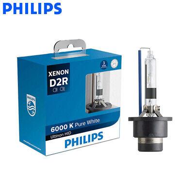 Philips D2R 6000K ULTINON HID XENON Headlight Bulbs 85126WX 35W PAIR Germany
