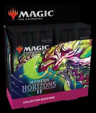 Modern Horizons 2 Collector Booster Box English Sealed Magic
