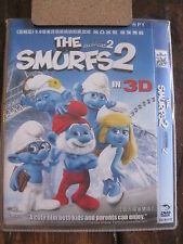 The Smurfs 2 DVD 2013 w/ Mandarin & Cantonese Multi AUDIO Multi Subtitles