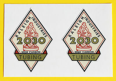 Raleigh 1950/'s style /'The ALL-STEEL Bicycle/'  Stickers decals SPORTS TOURIST