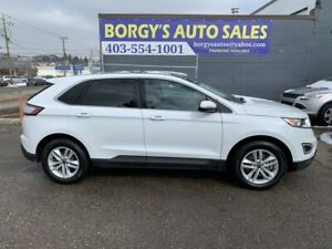 2017 Ford Edge 4dr SEL AWD