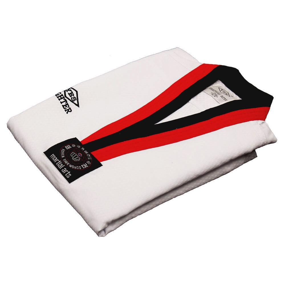 YES fighter Poom Taekwondo dobok TaeKwonDo Uniform Gis