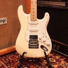 Vintage 1984 Fender Squier Japan Stratocaster Guitar w/ USA Kahler & EMG Pups