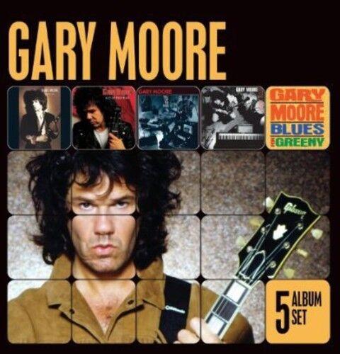 Gary Moore - 5 Album Set [New CD] Holland - Import