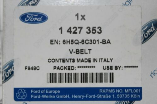 S-Max Original Keilrippenriemen 2,2 Diesel Ford Mondeo Galaxy 1427353