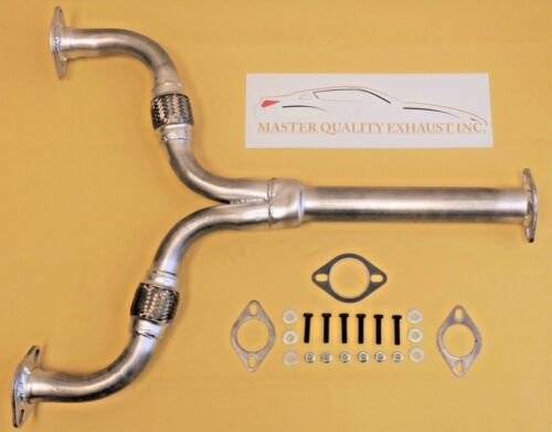 FRONT FLEX PIPE FOR 2003 2004 2005 2006 2007 INFINITI G35 RWD 3.5L *EXC.X-TYPE*