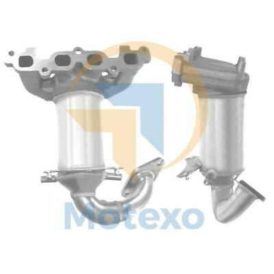 CATALYTIC CONVERTER TYPE APPROVED  BM91344H