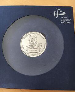 Gedenkmünze -- 20 Jahre Heinz Sielmann Stiftung - Neu & OVP