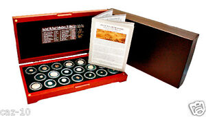Ancient-Silk-Road-20-Silver-Coin-Collection-in-Beautiful-Presentation-Box