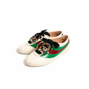 Gucci Falacer Web Sneakers (NEW) | eBay