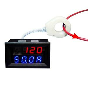 Battery Monitor Current Transformer DC 120V 100A Voltage