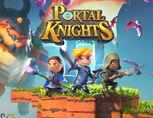 Portal-Knights-Steam-Key-Region-Free