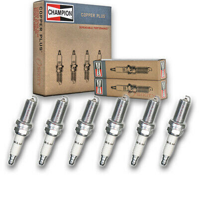 Pack of 1 975 Copper Plus Small Engine Spark Plug Champion REC10YC4