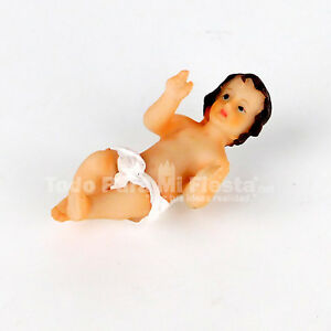 7551c1f30cf Image is loading Christmas-Baby-Jesus-Figurine-Gift-Holy-Child-Nino-