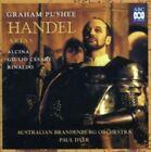 Handel Arias From Alcina / Giulio Cesare & Renald Audio CD
