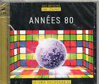 DOUBLE CD 40T DES ARTISTES , UNE LEGENDE ANNEES 80 DE 2014 NEUF SCELLE