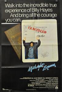 Blu-Scuro-Espresso-1978-Orig-27X41-Film-Poster-Brad-Davis-Irene-Miracle