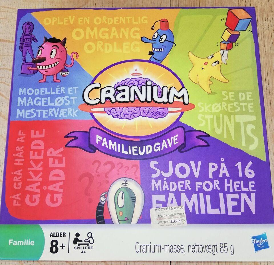 Cranium, Børn og familiespil, brætspil