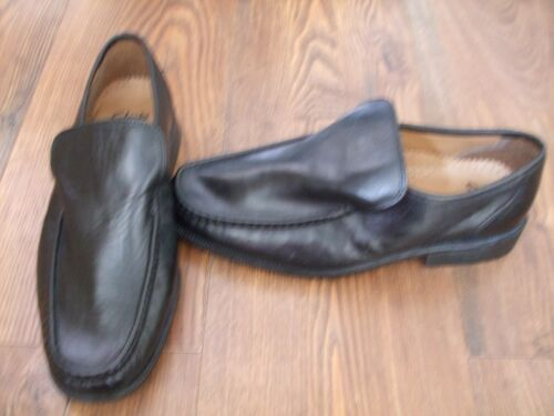 8 Uk D Large Slip 5 Mens Display On Shoes Clarks Size 2 8 Ex Extra Black 1 rFqT8qwPIx